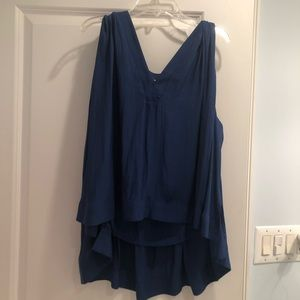 NWOT (NEVER WORN) Free people layered tank